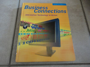 Business Connections Textbook Hardcover London Ontario image 1