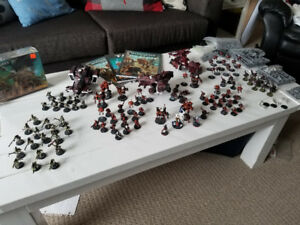 Warhammer 40,000 Tau Army Lot