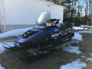 1995 Polaris xlt touring 600