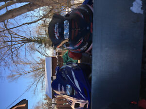 Snowmobile Package For Sale