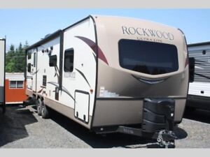 2018 Forest River RV Rockwood Ultra Lite 2706WS
