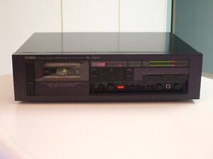 Yamaha K-1000 3 Head Stereo Cassette Deck Audiophile Quality