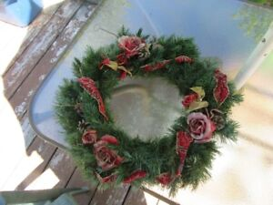 XMAS WREATHS - LOT # 1 - REDUCED!!!!!