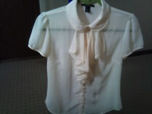 High End Blouse - Small - Like New - Perfect Condition