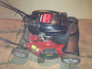 Want to Recycle your old lawnmower free pickup