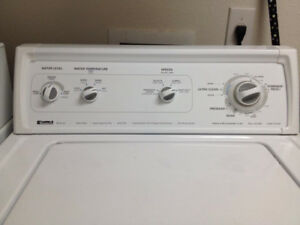 Kenmore top load washer and or dryer