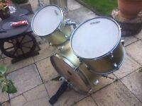 Performance Percussion Full drum kit (used)