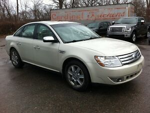 2008 FORD TAURUS LIMITED * LEATHER * SUNROOF * HEATED SEAT * BLU London Ontario image 8