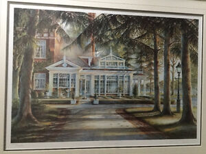 Limited Edition Print: The Conservatory by Trisha Romance