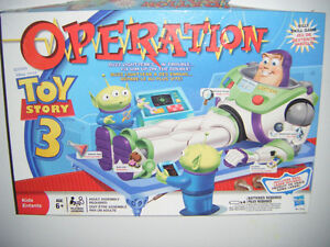 Toy Story 3 Operation game for sale