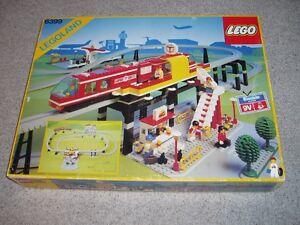 LEGO AIRPORT SHUTTLE
