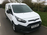 2015 65 FORD TRANSIT CONNECT 1.6TDCI 95BHP 210 1 COMPANY OWNER ONLY 29,000 MILES