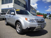 2011 Subaru Forester X Convenience Wagon
