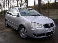 2005 Volkswagen Polo 1.4 S TDI 80 5dr 5 door Hatchback