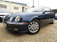 Jaguar S-TYPE 3.0 V6 auto SE+FULL MAIN DEALER HISTORY