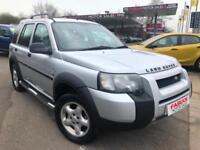 2005 55 Land Rover Freelander 2.0Td4 SE *Half Leather - Side Bars*