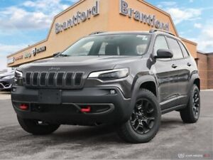 2019 Jeep Cherokee Trailhawk Elite  - Navigation - $269.84 B/W