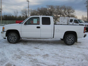 2006 GMC Sierra 1500 4x4 133000km
