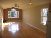 AVAILABLE JULY 1ST, UPPER LEVEL HOUSE 2 BEDROOM + DEN