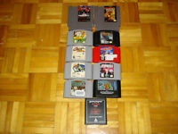 Retro Games Atari,NES,N64,Sega Genesis,Original Xbox,PS2