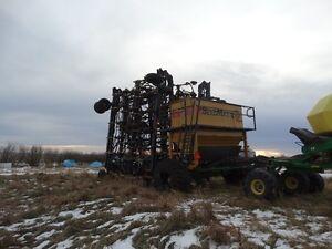 Seed Master with JD 550 Moose Jaw Regina Area image 5