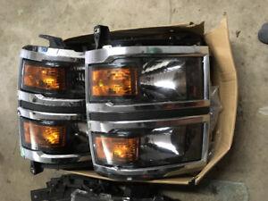 2014 silverado headlights
