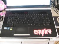 gateway big screen laptop
