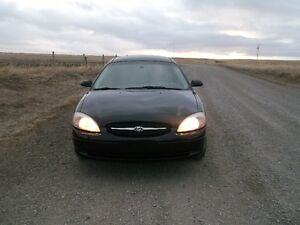 2002 Ford Taurus ses Sedan