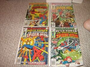 Peter Parker Spiderman Comics And Others