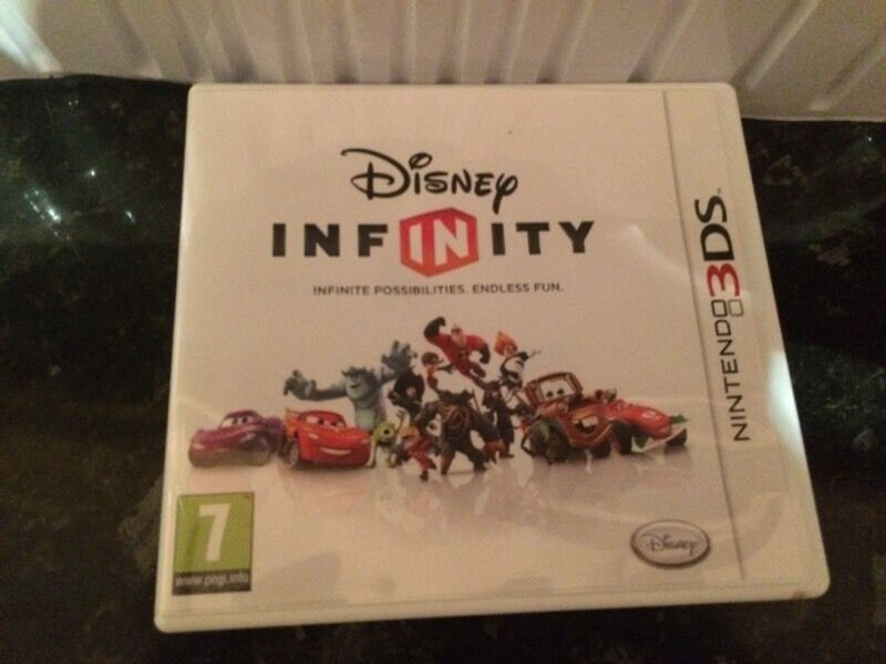 Disney Infinity 3DS for sale