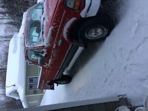 1993 plow truck for sale