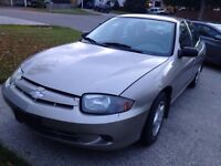 2004 Chevy Cavalier PRICE REDUCED