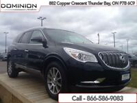 2014 Buick Enclave Leather   - Low Mileage