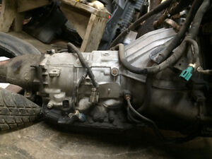 Ford Crown Victoria 2005 transmission