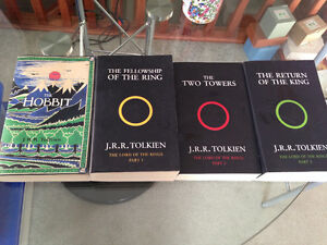 Lord of the Rings bookset (mint shape) Cambridge Kitchener Area image 3