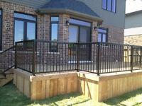 FENCE AND DECK - IRONSIDE CONSTRUCTION