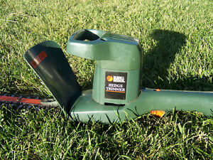 13 inch hedge trimmer