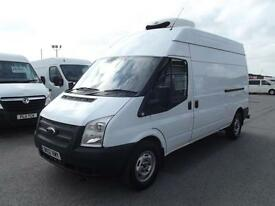 FORD TRANSIT 2.2TDCI T350L LWB HIGH ROOF EURO 5 FREEZER CHILLER TEMPERATURE