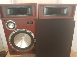 DOGG Digital Audio speakers