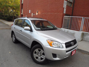 2011 TOYOTA RAV4 4WD , ONLY 165 KM , CLEAN CAR , WELL KEPT !!!