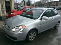 2008 Hyundai Accent Coupé (2 portes)**AIR CLIMATISE**