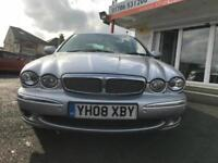 2008 Jaguar X-Type 2.2 D Sovereign 4dr