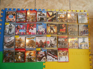 Playstation 3 Games  FROM 5$ TO 15$