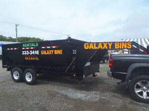 13 Yard DUMPSTER BINS - SAINT JOHN AND SURROUNDING AREAS