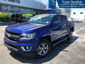 2016 Chevrolet Colorado 4WD Z71  Z71 - Remote Start - Heated Sea