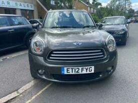 image for 2012 MINI Countryman 2.0 Cooper D 5dr SUV Diesel Automatic