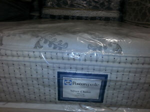 matelas simple 80$/double140$/queen160$/king300$ taxes incluses