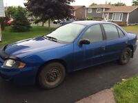 2004 Chev Cavalier for sale !!!