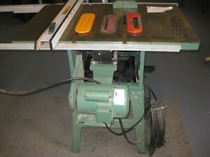 "General International 10"" Industrial Table Saw"