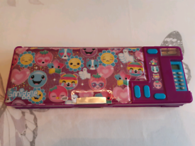 Smiggle pencil case never used as new